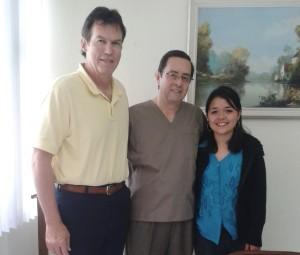 MTG, Dr Rodriguez & Patient