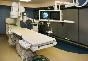 Catheterization-Hosp Centro Medico