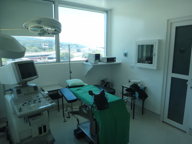 Embryo Transfer Room