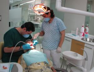 Dr Ganddini w Patient