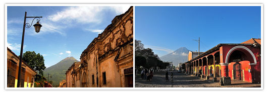 Antigua Central Park
