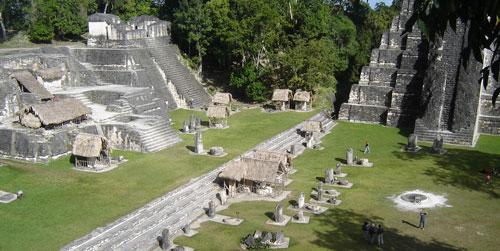 Tikal_Maya
