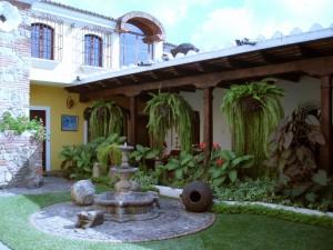 garden colonial hotel Antigua
